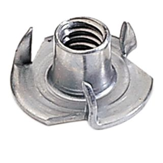 C: 1/4-20tpi 3-Prong T-Nuts (10) **