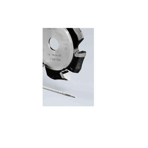 HW 118x14-90degree / Alu cutter