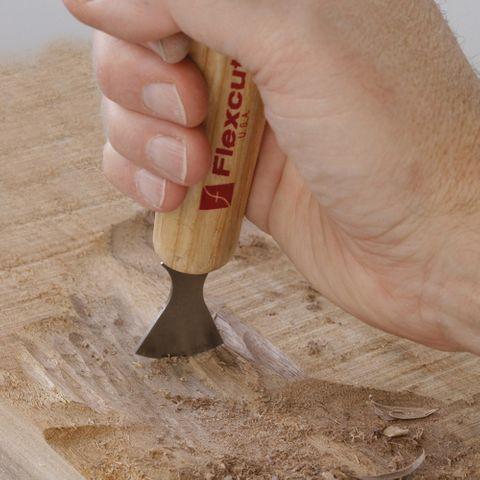 Flexcut Carving Scraper Set