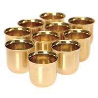 CANDLE CUPS PKT OF 10