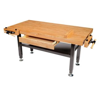 Height Adjustable Workbench