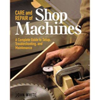 Bk-Care & Repair of Shop Machines