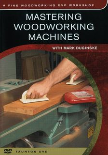 DVD-Mastering Woodwork Machines