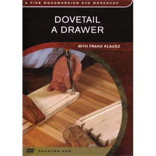 DVD- Dovetail a Drawer