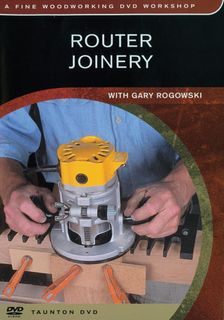 DVD-Router Joinery