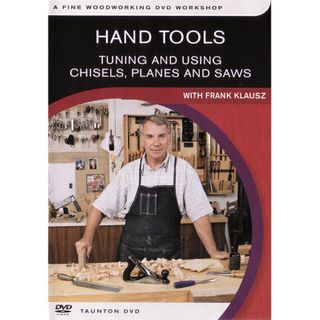 DVD-Hand Tools with Frank Klausz