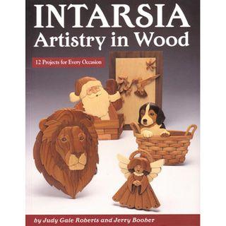 Bk - Intarsia: Artistry in Wood