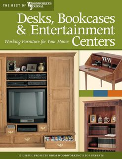 Bk-Desks, Bookcases & Entertainment Cent