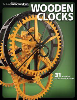 Bk-Wooden Clocks - Best of SSW&C