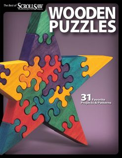 Bk-Best of SSW&C: Wooden Puzzles (31)