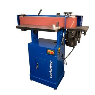 Carbatec Oscillating Horizontal 150mm Belt Sander