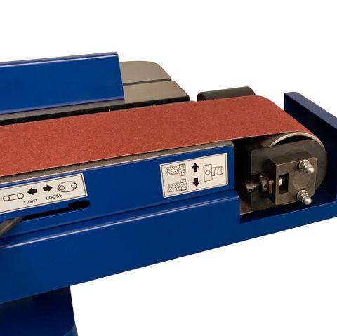 Carbatec Oscillating Horizontal 150mm Belt Sander