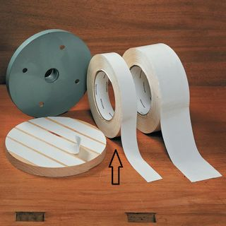 Double Sided Turning Tape 1inch x 75feet