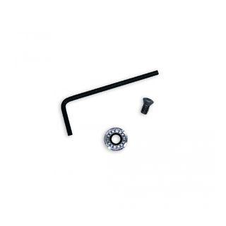 Carbide Cup Cutter (1 cutter,screw & Key