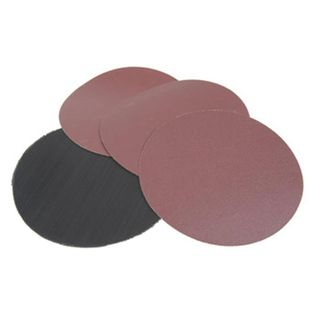 SAND DISC VELCRO 12in 320 GRIT