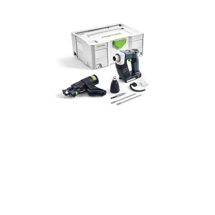Cordless Construction Screwdriver Duradrive DWC 18-2500 Li