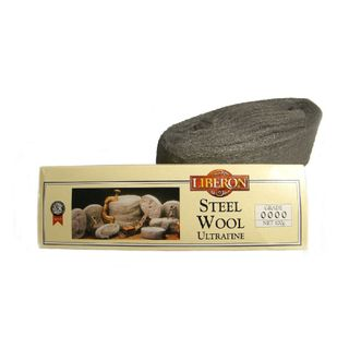 Liberon 0000 Steel Wool 100g