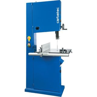 "Carbatec 21"" (530mm) Heavy Duty - 3HP Bandsaw"