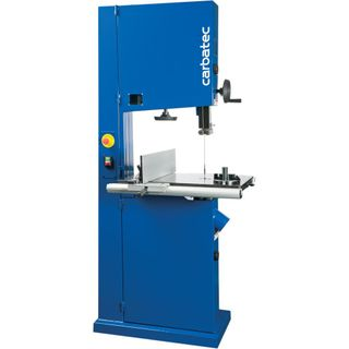 "Carbatec 19"" (480mm) Heavy Duty - 2HP Bandsaw"