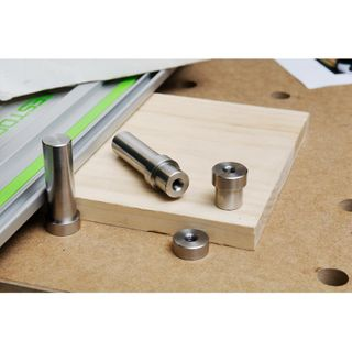 Small SS Dogs 19.9mm post - 1 Pair