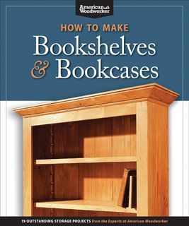 How to Make Bookshelves & Bookcases
