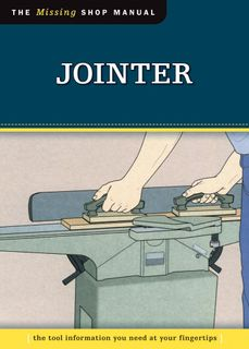 Jointer (Missing Shop Manual)