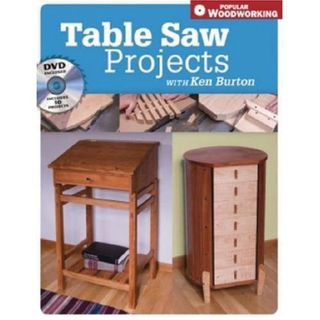 DVD - Table Saw Projects