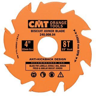 CMT Biscuit Blade 100MM 240-008-04