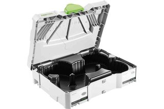 Festool SYS-STF with insert for 125 diameter abrasives