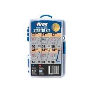 Kreg Pocket Hole Screw (260) Starter Kit