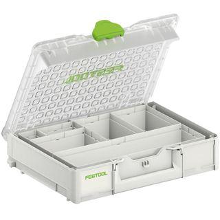 Systainer3 Medium 89x396 6 Compartment Organiser