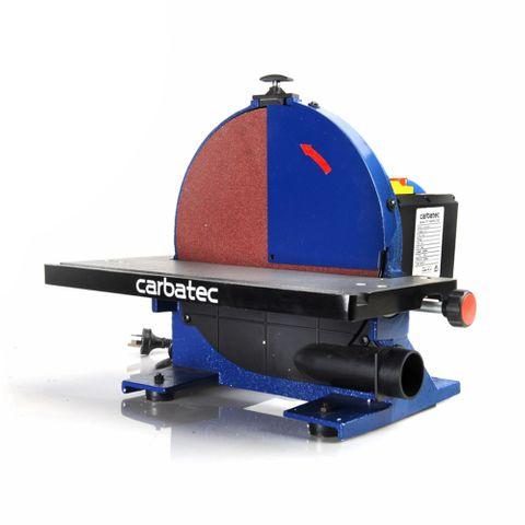 Carbatec 300mm Disc Sander w/Brake