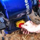 Carbatec 200mm Bench Grinder Slow speed