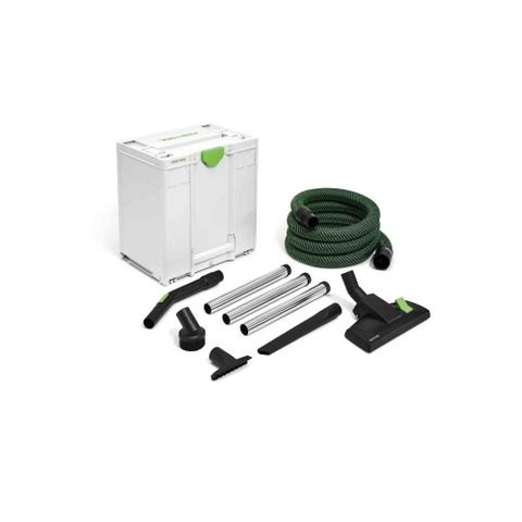 Cleaning set for tradesmen D 36 HW-RS-Plus