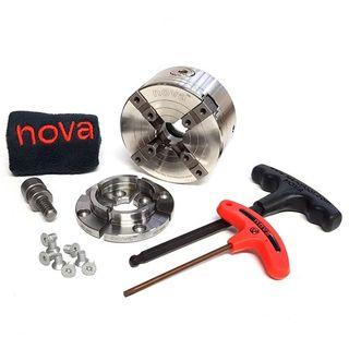 SuperNova2 PRO-TEK Chuck - Insert reqd