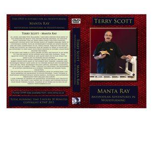 Terry Scott DVD Manta Ray