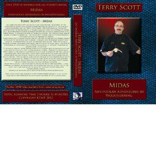 Terry Scott DVD Midas