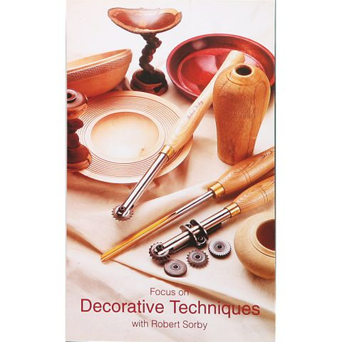 DVD-Sorby Focus on Decorative Techniques