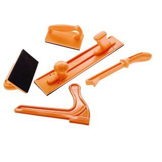 Carbatec Push Block & Stick Pack - 5 piece