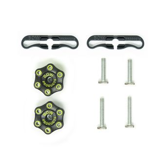 "Bow Products AnchorPro Short 3/4"" Miter Bar Kit"