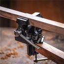 Carbatec clamp on Swivel Head Vice