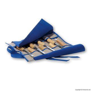 Pfeil Chisel Roll Set - 8 Piece