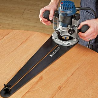 Rockler Trim Router Circle Jig