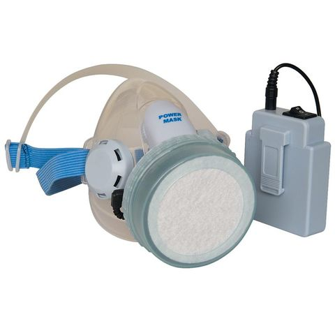 Powered Dust Mask - Hobbyist use  **