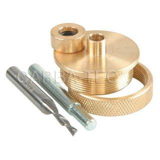 Brass & Carbide Inlay Kit  **