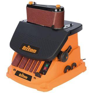 Triton 450W Oscillating Spindle & Belt Sander