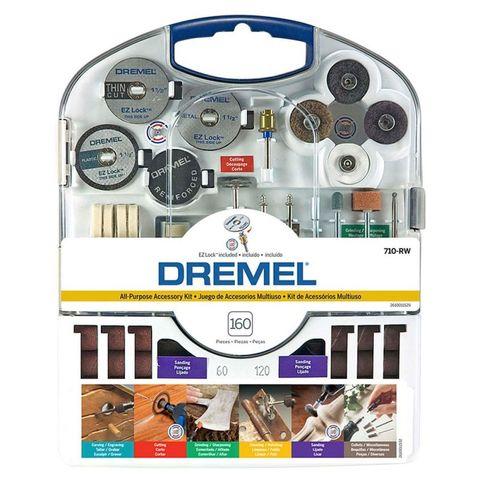 Dremel 710-RW 160 pce Accessory Kit
