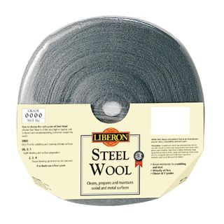 Liberon 0000 Steel Wool 250g
