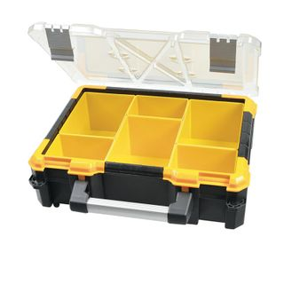 Stackable Utility Box (3x3 Compartments)