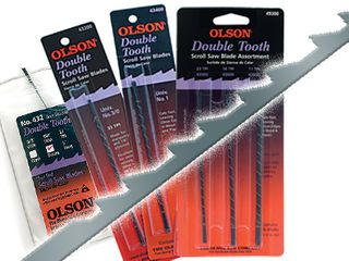 Double Tooth Blades 33TPI 12pk